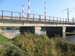 Проект капитального ремонта моста на 1205 км участка Агрыз-Дружинино Горьковской железной дороги